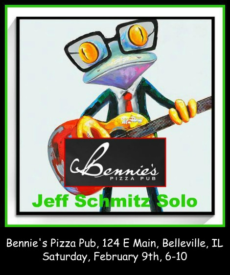 Jeff Schmitz Solo 2-9-19