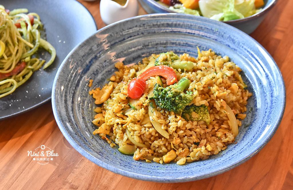 布佬廚房 台中蔬食 素食菜單27