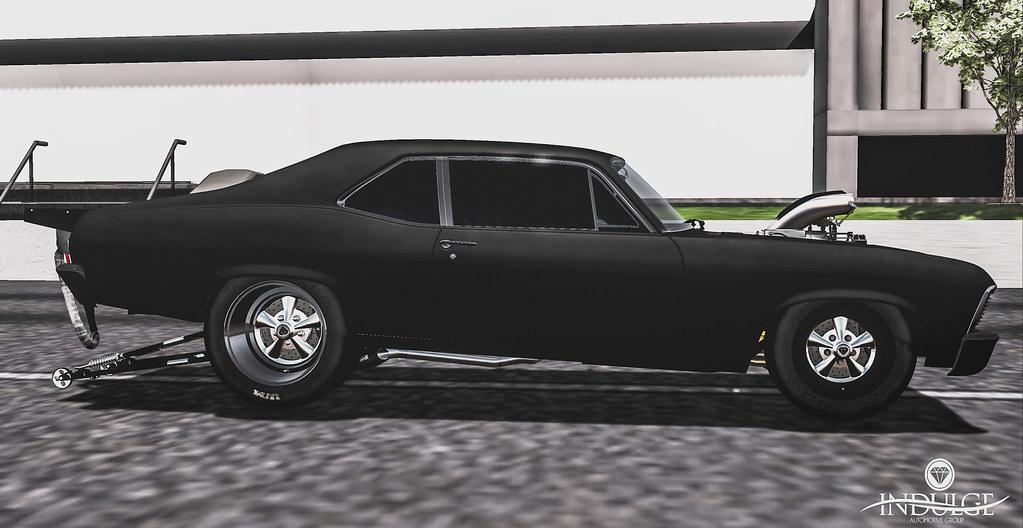 INDULGE RACING MurdahONE  Top Fuel