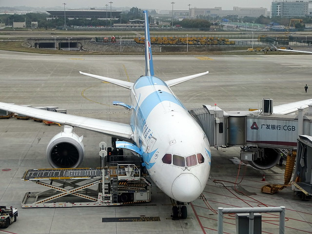 China Southern Airlines Boeing 787-8 B-2788