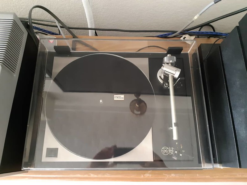 Linn Sondek LP12/ ittok ToneArm/Otophon MC 15 super cartridge (used) 30790397917_7b25535db9_c