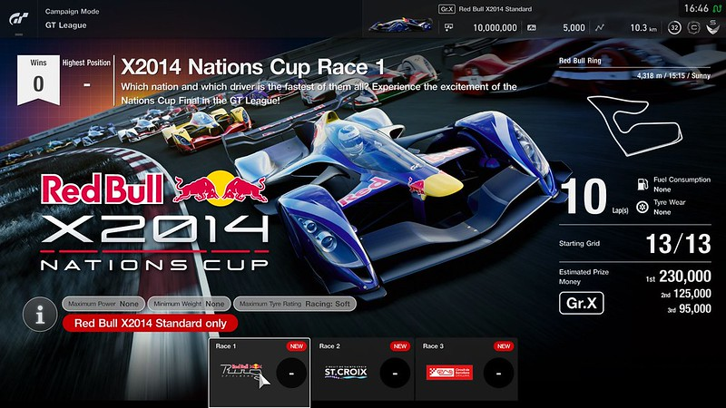 X2014 Nations Cup (Professional League)