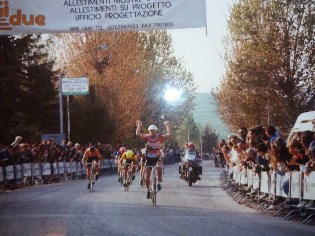 Vittoria a Pianello d'Ostra Vetere (AN) 1991
