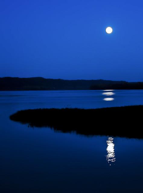 Blue Moon Rises