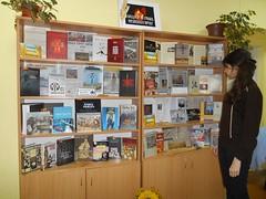 Виставка-меморіал «Голодомор як геноцид українського народу».23.11.18. ім. Джамбула