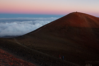 After Sunset, Mauna Kea Summit