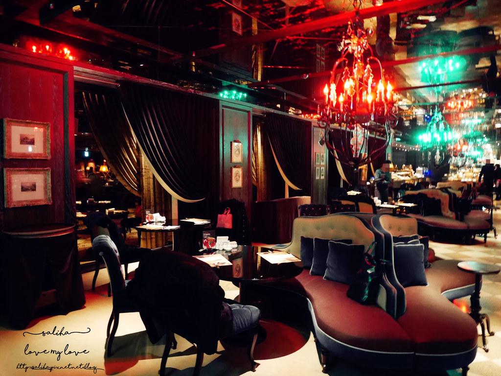 台北飯店下午茶吃到飽氣氛好浪漫約會推薦情人節大餐君品酒店雲軒西餐廳 (1)