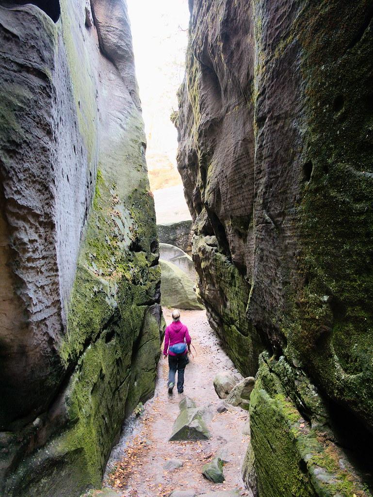 czeski raj Besedické skály