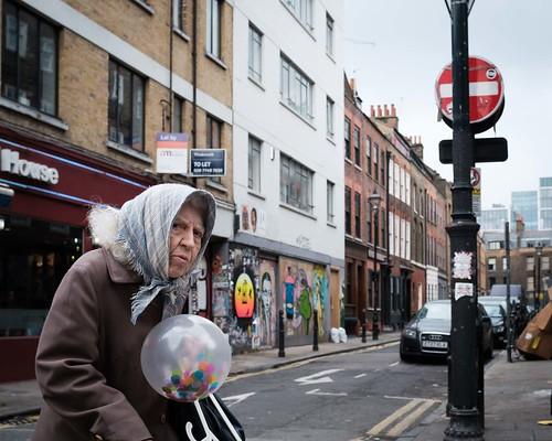 Brick Lane - London 2019