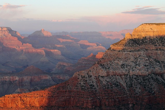 Grand Canyon, Canon EOS REBEL T3, Canon EF-S 18-55mm f/3.5-5.6 IS