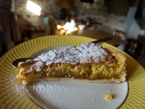 Rachel's Roddy almond tarte