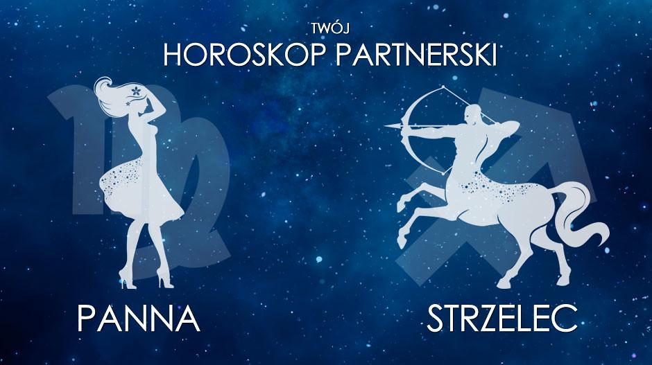 Horoskop partnerski Panna Strzelec