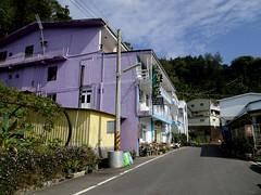 Meishan purple building
