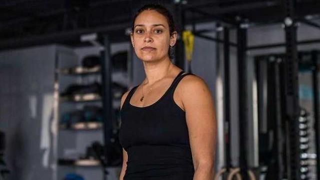 2842 Halah Al Hamrani Only Female Boxing and Kickboxing Trainer in Saudi Arabia 03