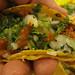 A tiny taco