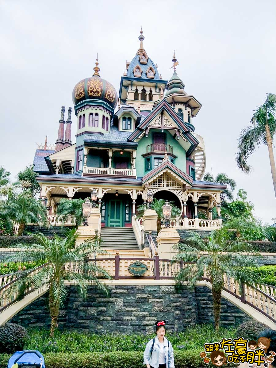 2019香港迪士尼樂園(聖誕節)-48