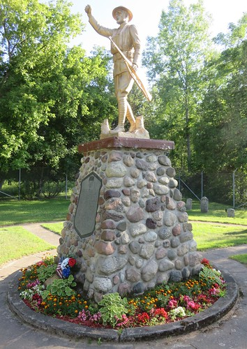 Marinette County WWI Monument (Peshtigo, Wisconsin)