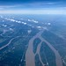 View over Mekong Delta by isapisa
