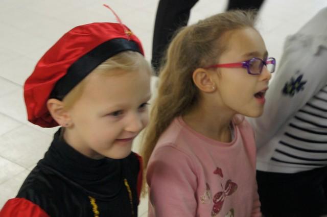 HAWL: Sinterklaas in de lagere school 2018