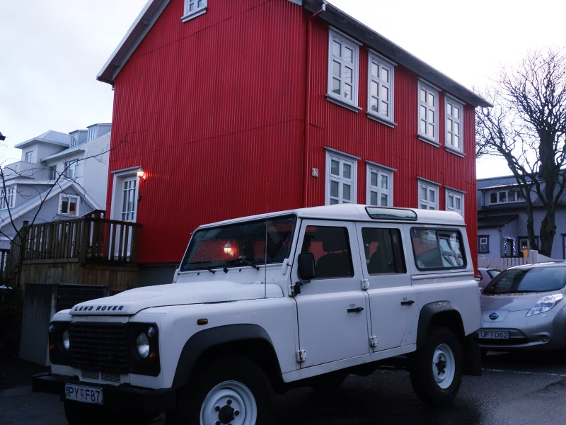 Reykjavik Red House
