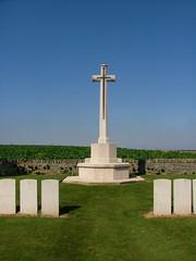 Meath CWGC Cemetery, Villers-Guislain, Nord, France