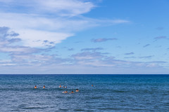 Waiting for the waves, Maui Hawaii