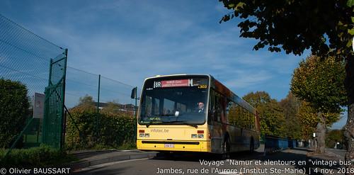 TEC Namur-Luxembourg 4.303 - Ligne 8R