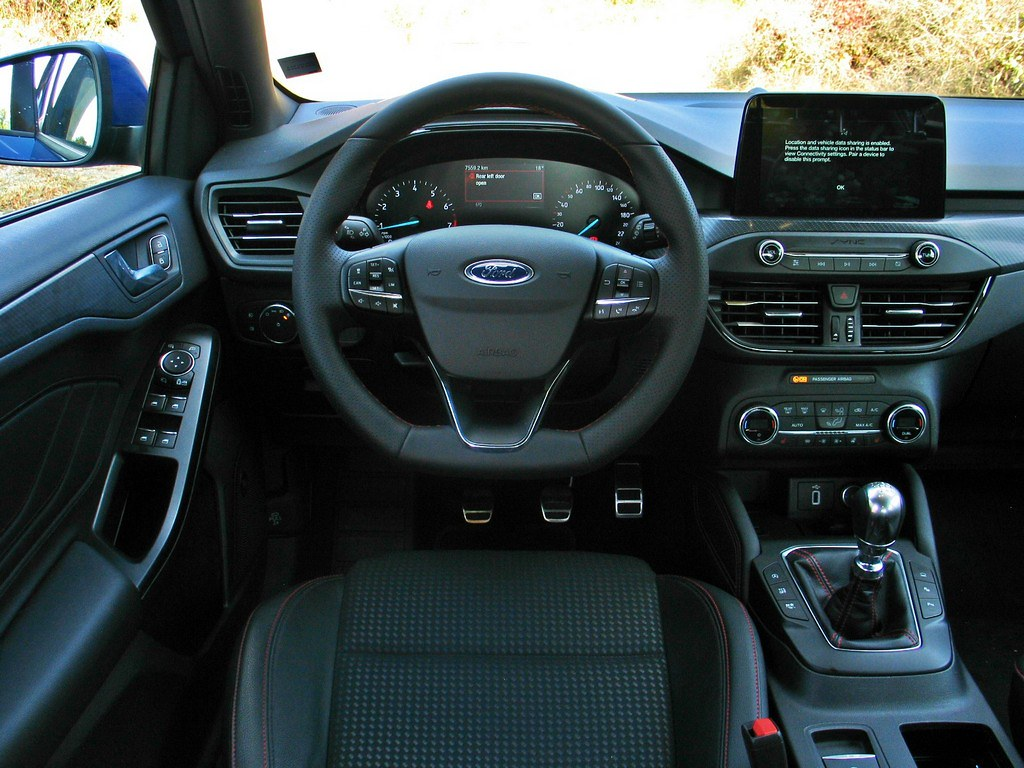 Ford Focus 1.5 EcoBoost EcoLine test 9am#