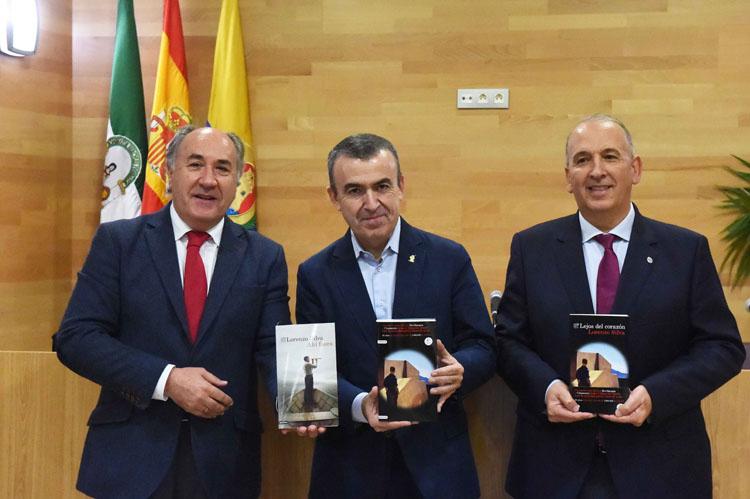PRESENTACIÓN DEL LIBRO DE LORENZO SILVA LEJOS DEL CORAZÓN1