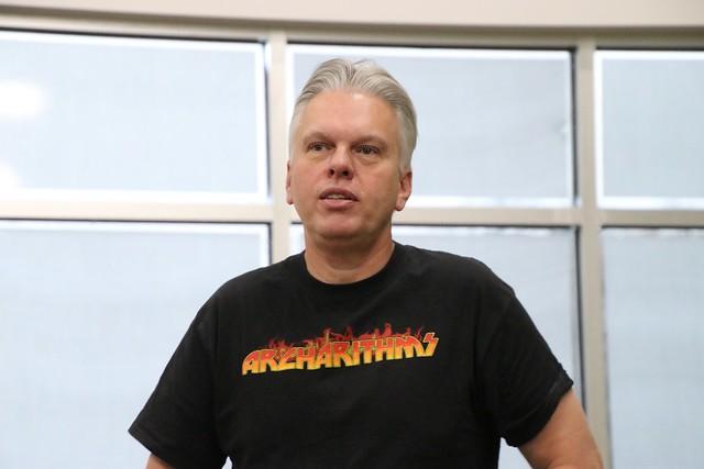 C-Suite Speaker Series - Randy Riley