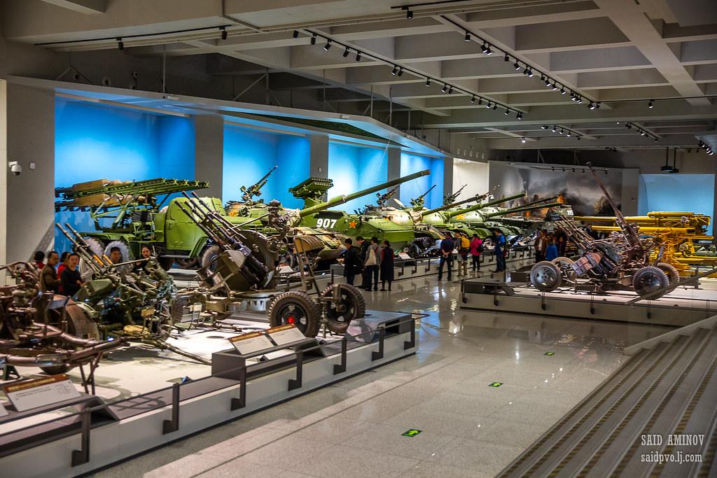 Военный музей китайской революции. Заключительная часть