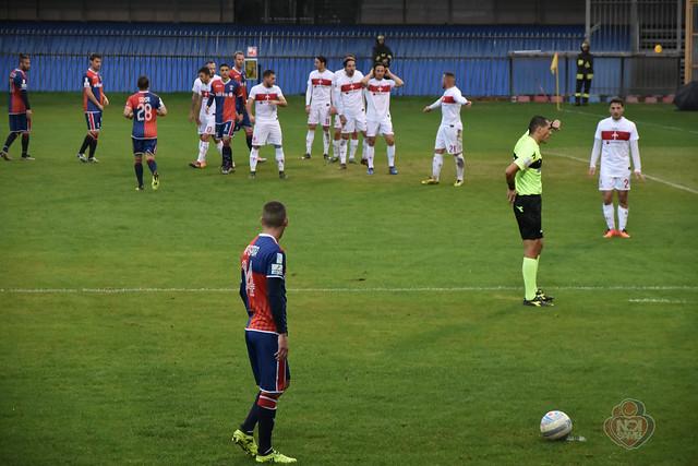 Sambenedettese-Triestina 0-0