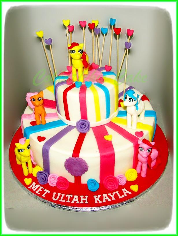 Cake MLP KAYLA 30/12 cm