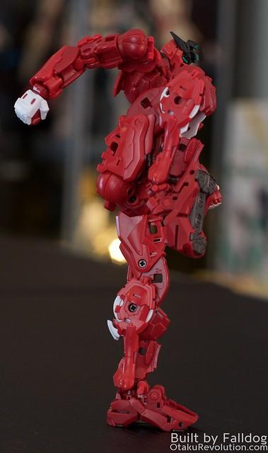 HiRM Astray Red Frame Gundam 2