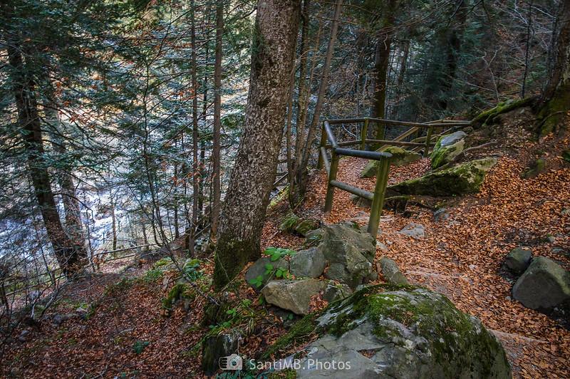 Escaleras de los Uelhs deth Joèu