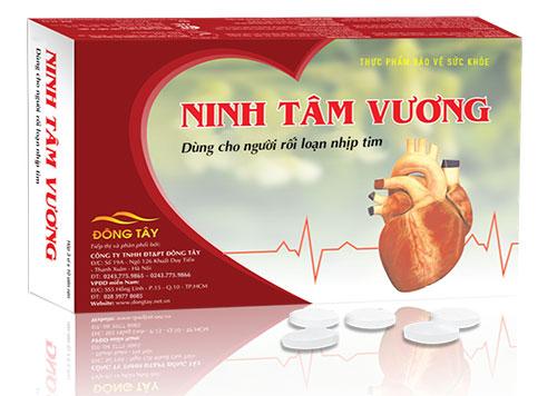 Đan sâm là thành phần chính trong TPCN Ninh Tâm Vương