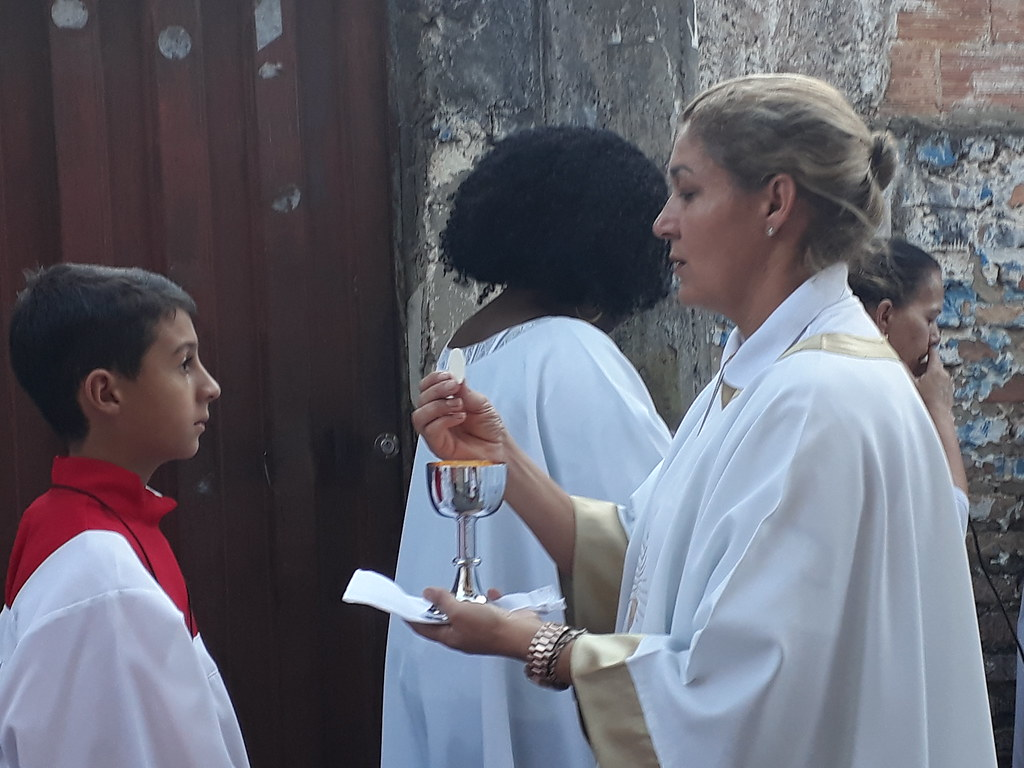 Missa Campal Ano Missionário