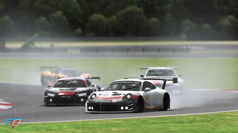 rFactor 2 GT3 Race