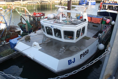 Fishing Boat P950 BJ