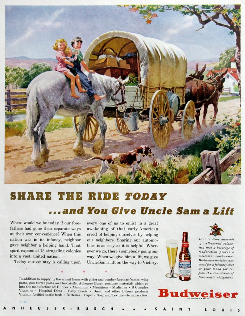 Bud-1944-share-the-ride