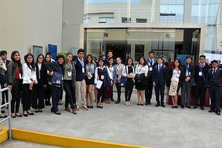 El Litis Simulatio School-USIL, organizado por la Facultad de Derecho, reunió a cerca de 100 escolares de 4.° y 5.° año de secundaria para representar juicios orales...