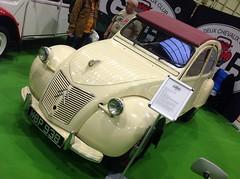Slough-built Citroën 2CV (1956) 425cc
