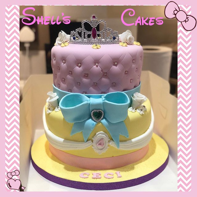 Cake by Shell's Cakes