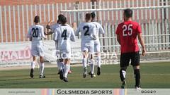 Villajoyosa-Aspe (5-1) Fotos: J. A. Soler