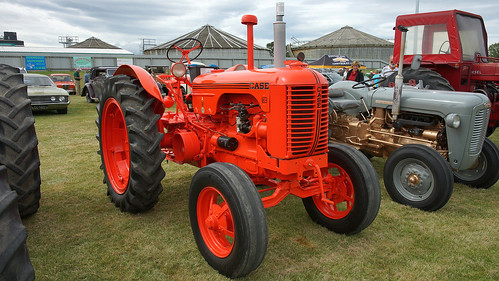 Case DC4 Tractor.