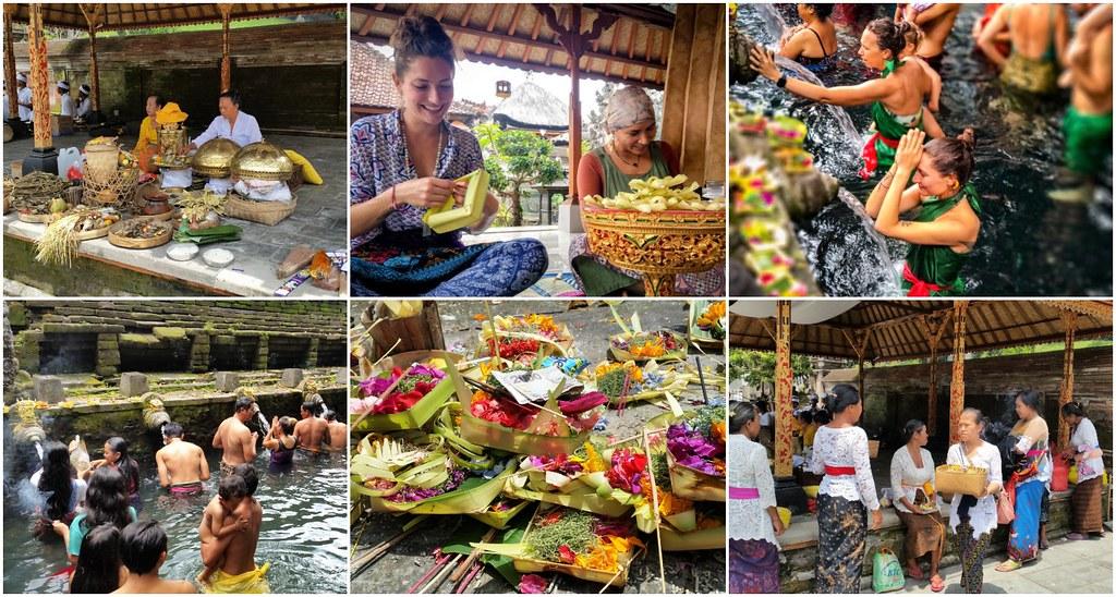Ofiarki i oczyszczanie Bali