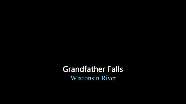 Grandfather falls