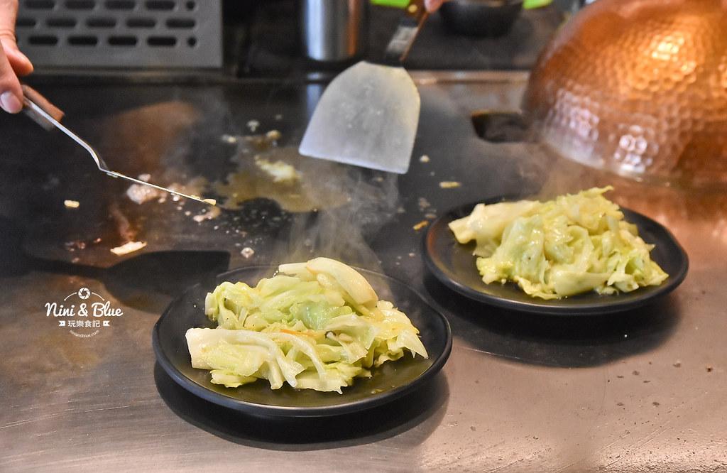 台中鐵板燒 八蒔鐵板燒  平價 吃到飽 推薦38