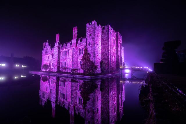 Hever Castle Bentley