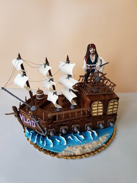 Pirates of the Carribean by Ramona Ciocanel and Rodica Soare